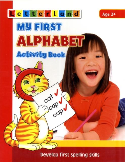 My First Alphabet Activity Book