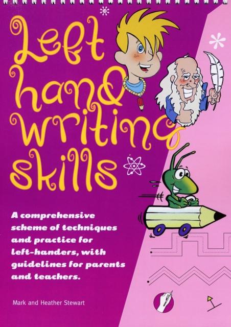 Left Hand Writing Skills - Combined