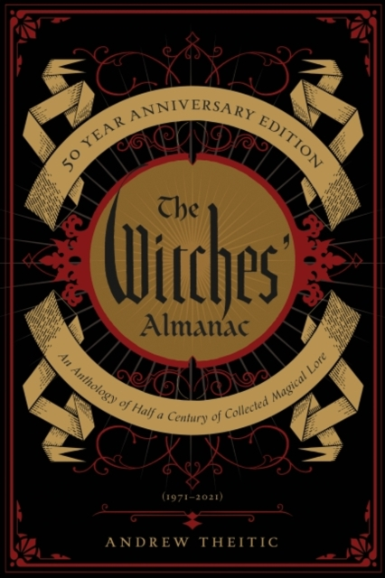 Witches' Almanac 50 Year Anniversary Edition