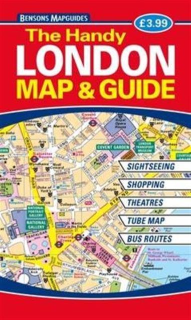 Handy London Map & Guide