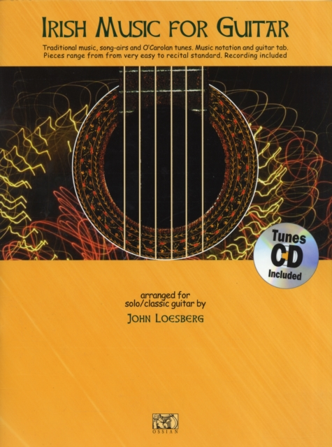 Irish Music for Guitar
