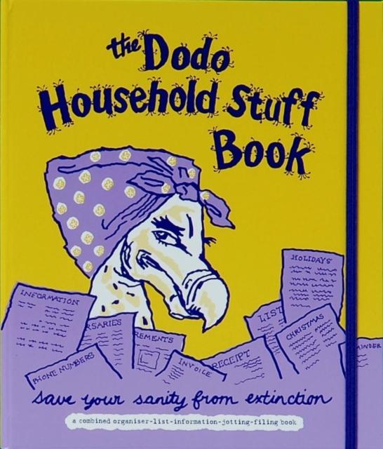 Dodo Household Stuff Book
