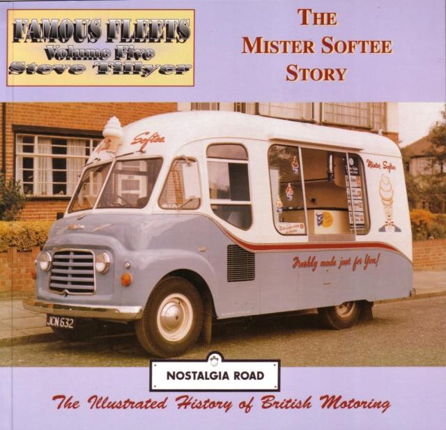 Mr Softee Story
