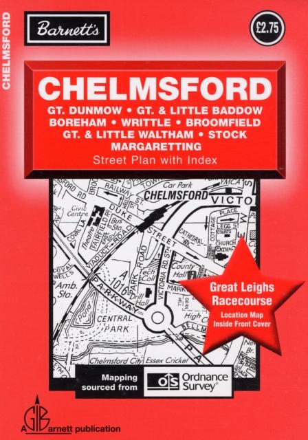Chelmsford Street Plan