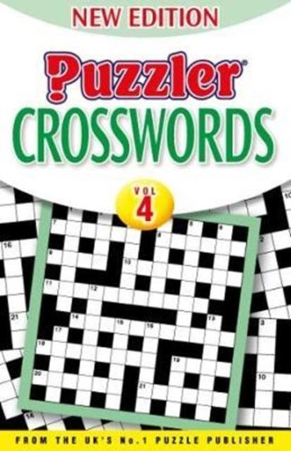 Puzzler Crosswords Volume 4