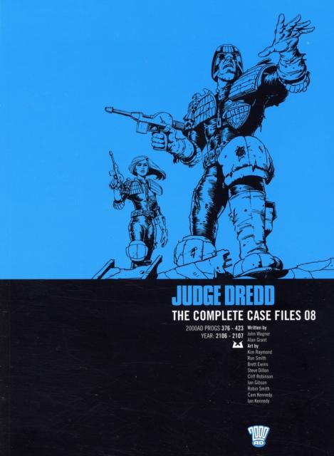 JUDGE DREDD COMP CASE FILE 8