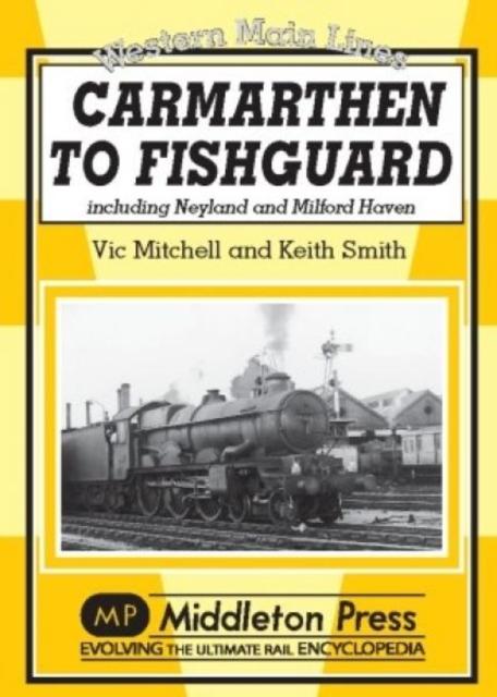 Carmarthan to Fishguard