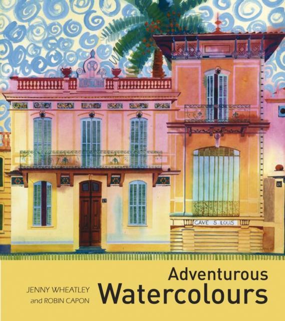 Adventurous Watercolours