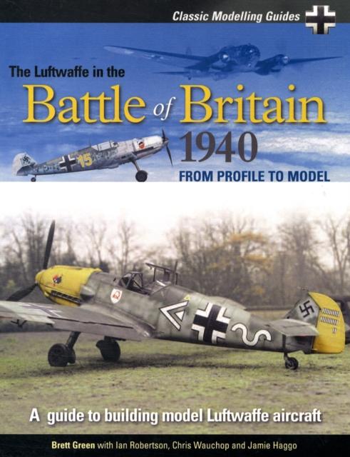 Luftwaffe in the Battle of Britain 1940