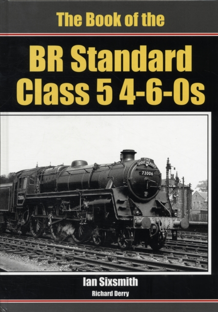 Book of the BR Standard Class 5 4-6-0s