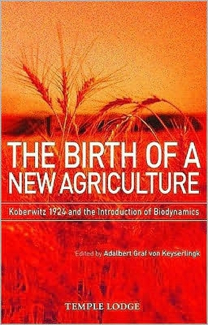 Birth of a New Agriculture