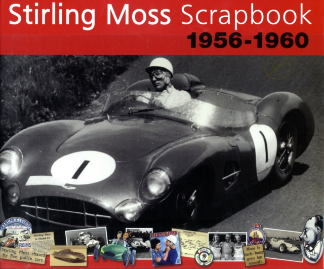 Stirling Moss Scrapbook 1956 - 1960