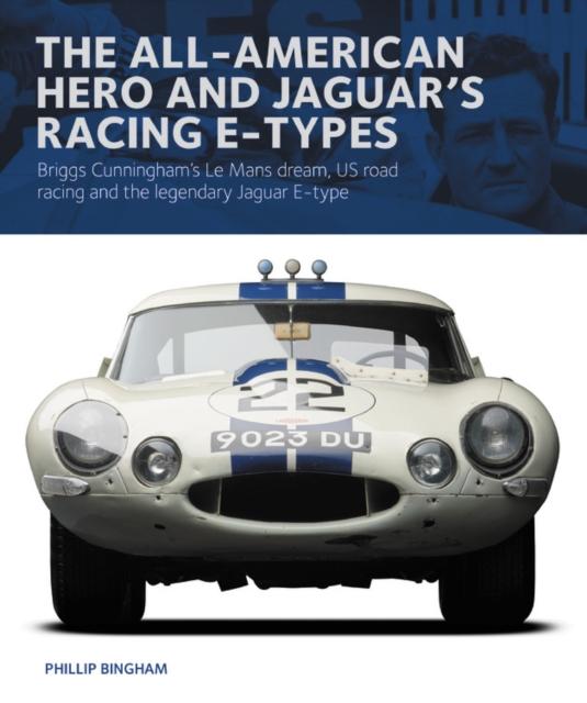 All-American Heroe and Jaguar's Racing  E-types