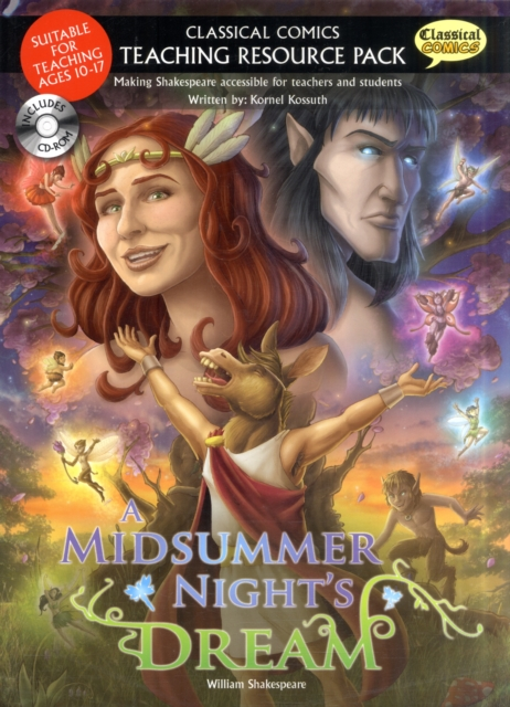 Midsummer Nights Dream Teaching Resource Pack