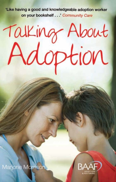 Talking About Adoption to Your Adopted Child