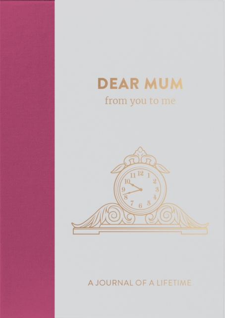 Dear Mum, from you to me