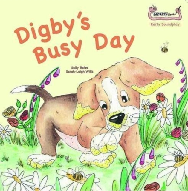 Digby's Busy Day