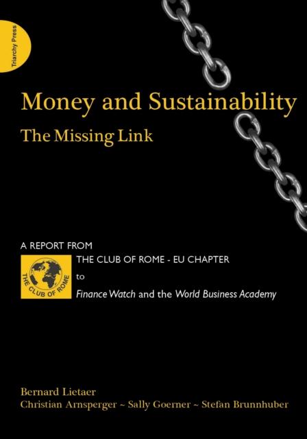 Money and Sustainability