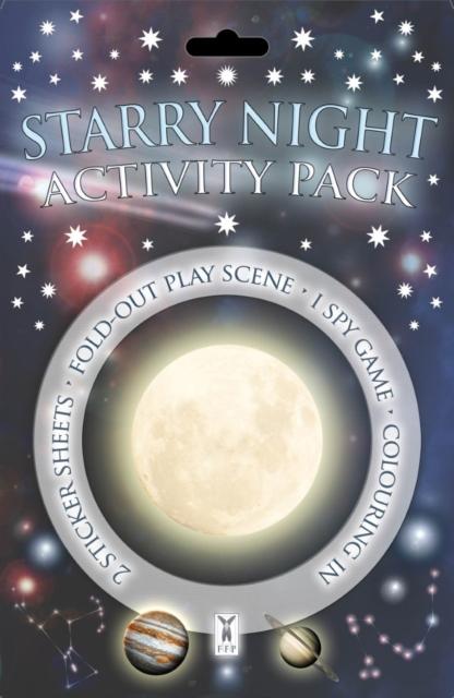 STARRY NIGHT STICKER ACTIVITY PACK