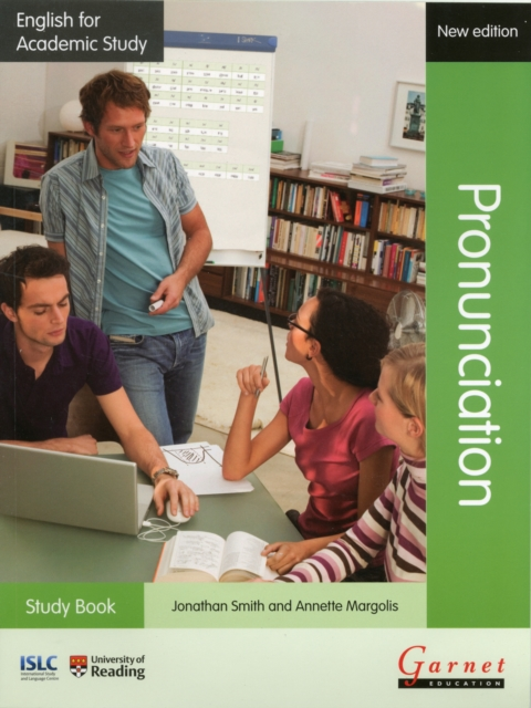 English for Academic Study - Pronunciation Study Book + CDs B2 to C2 - Edition 2