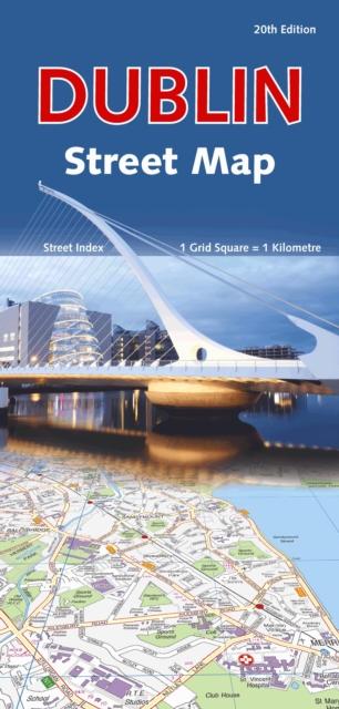 Dublin Street Map