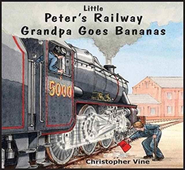 Peter's Railway Grandpa Goes Bananas
