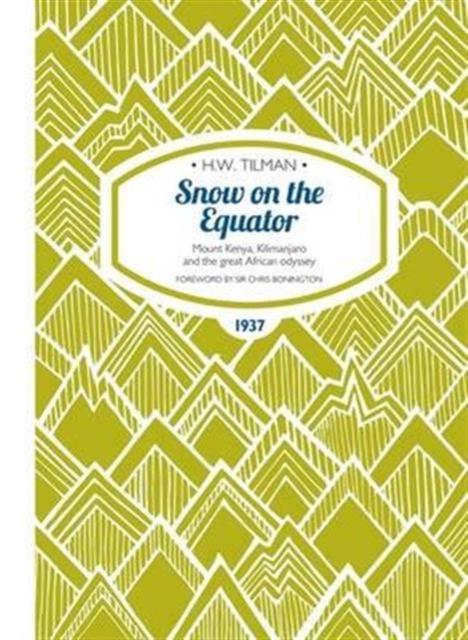 Snow on the Equator Paperback