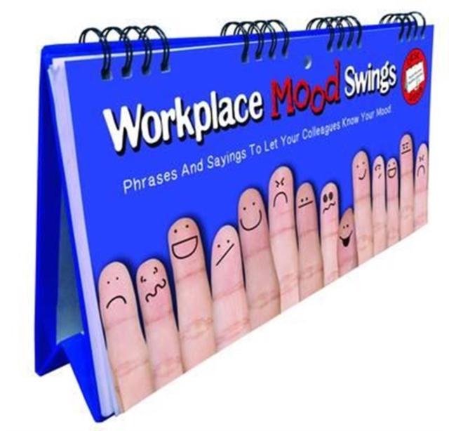 Workplace Mood Swings Flip Book
