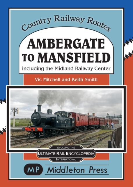 Ambergate To Mansfield