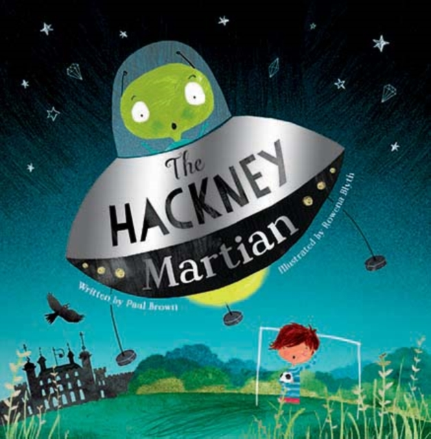 Hackney Martian