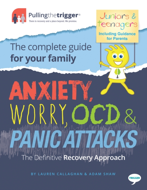 Anxiety, Worry, OCD and Panic Attacks - The Definitive Recovery Approach