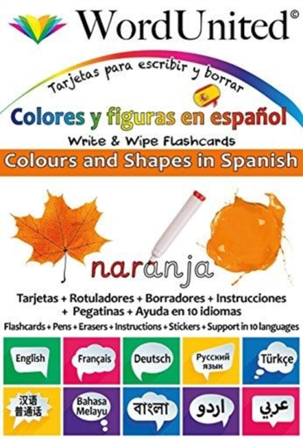 Colours and Shapes in Spanish