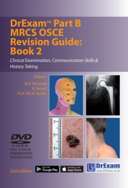 Drexam Part B MRCS Osce Revision Guide: Book 2