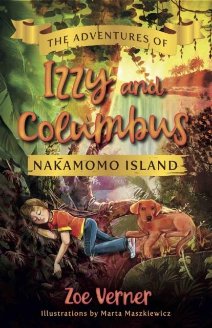 Adventures of Izzy and Columbus - Nakamomo Island