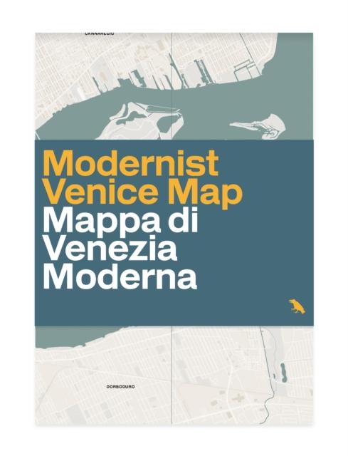 Modern Venice Map