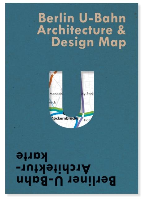 Berlin U-Bahn Architecture & Design Map