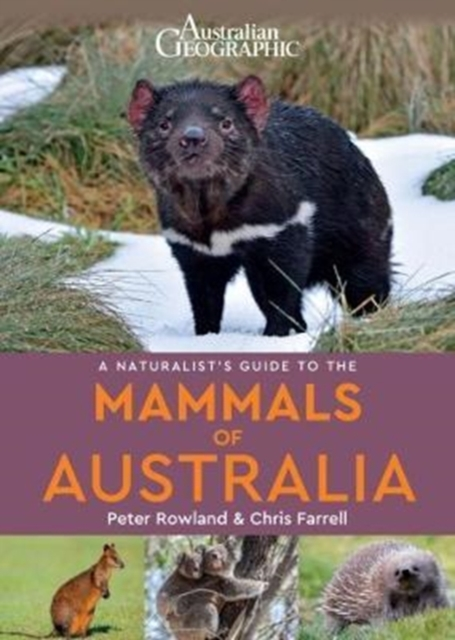 Naturalists's Guide to the Mammals of Australia