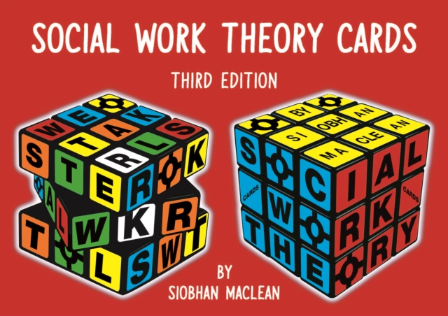 Social Work Theory Cards - 3rd Edition April 2020