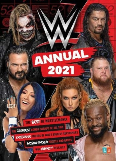 WWE Official Annual 2021