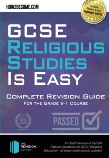 GCSE Religious Studies is Easy: Complete Revision Guide for the Grade 9-1 Course
