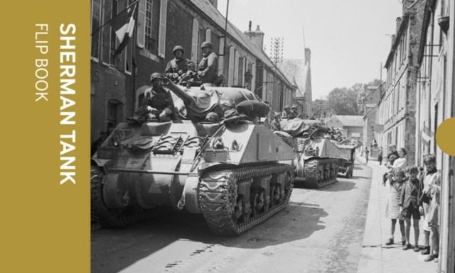 Sherman Tank Flip Book