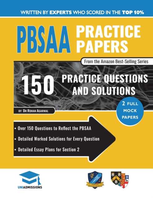 PBSAA PRACTICE PAPERS