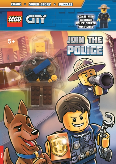 Lego - City - Activity Book with Mini Figure