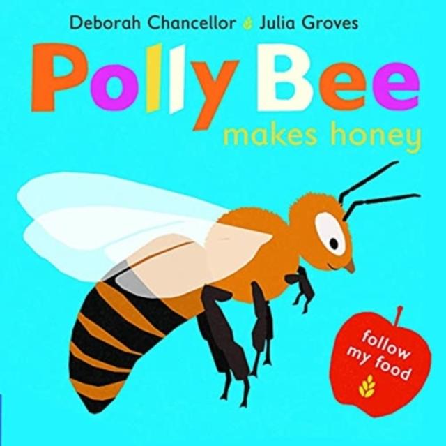 Polly Bee Makes Honey