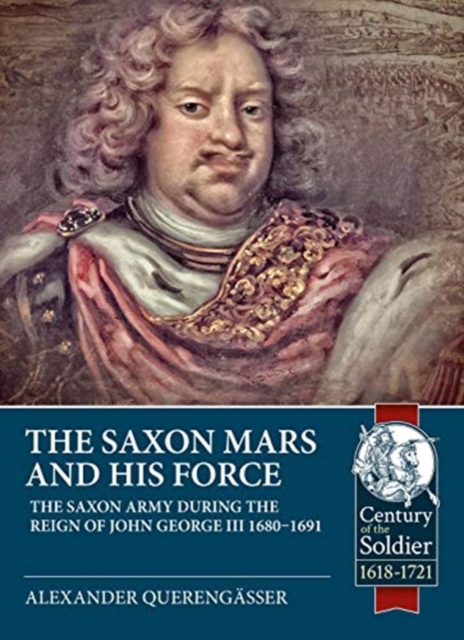 Saxon Mars and His Force