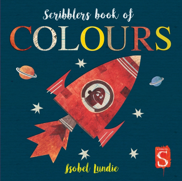 Scribblers Colours Board Book