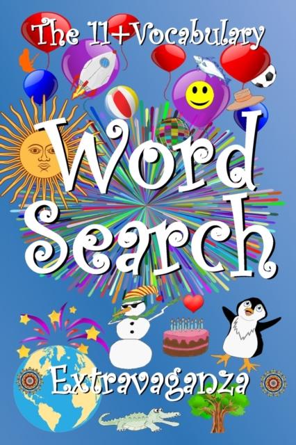 11+ Vocabulary Word Search Extravaganza
