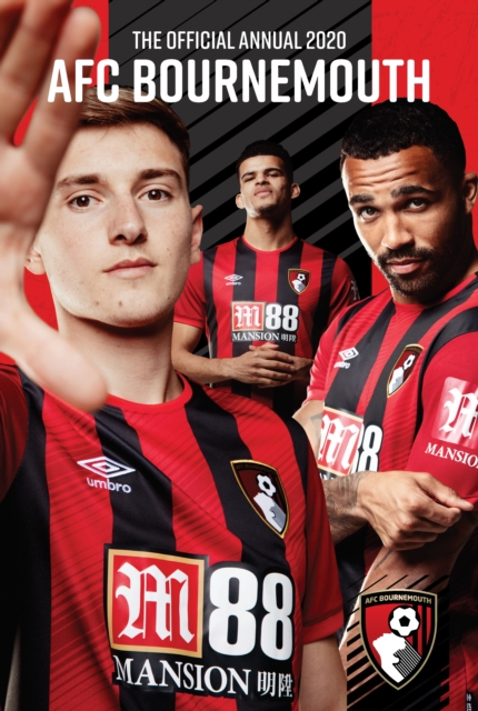 Official AFC Bournemouth Annual 2020