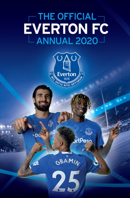 Official Everton FC Annual 2020