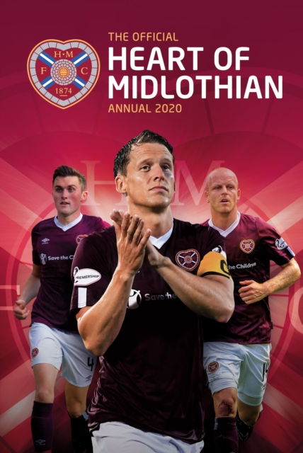 Official Heart of Midlothian Annual 2020